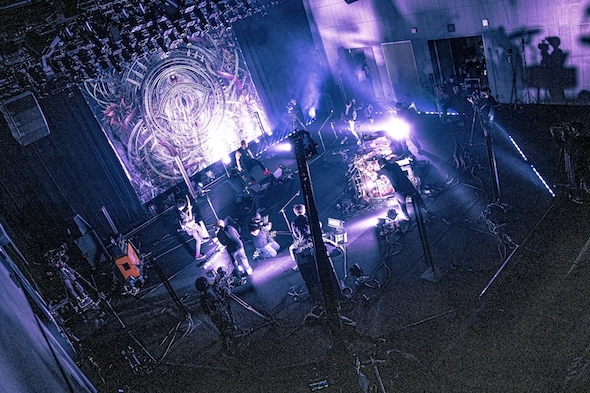 NOCTURNAL BLOODLUST, First With-Audience Concert in 2 Years & 2 Months Confirmed. 2 Concerts in 1 Day To Be Held at Veats Shibuya on February 23, 2021.